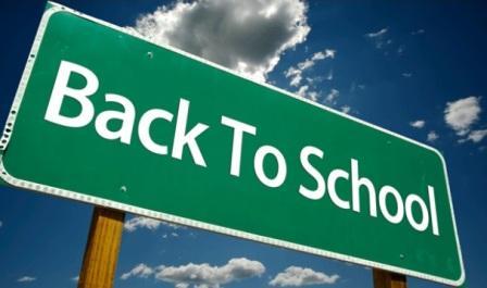 inizio scuola